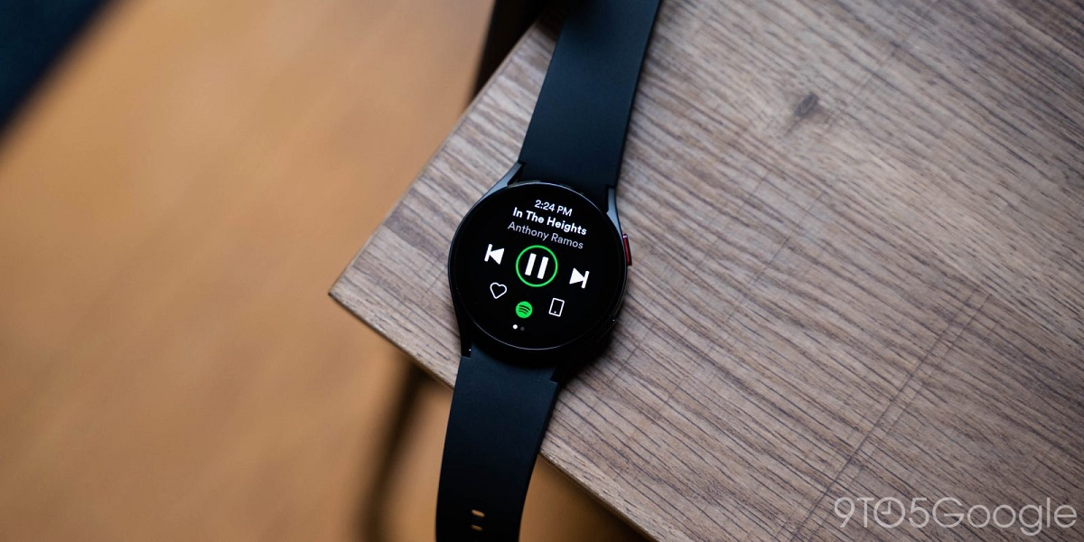 Spotify offline feature rolling out to Galaxy Watch 4