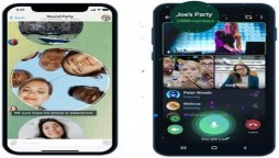 Telegram New Update Allows up to 1,000 Viewers in Group Calls