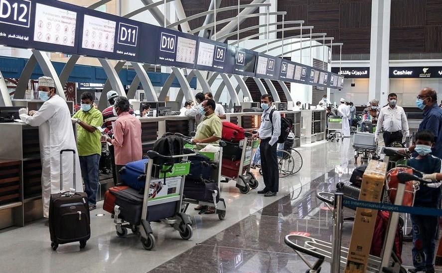 travel ban oman