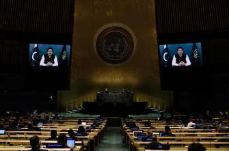 PM Imran UN