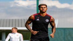 Rashford eyes return to Man Utd training after surgery