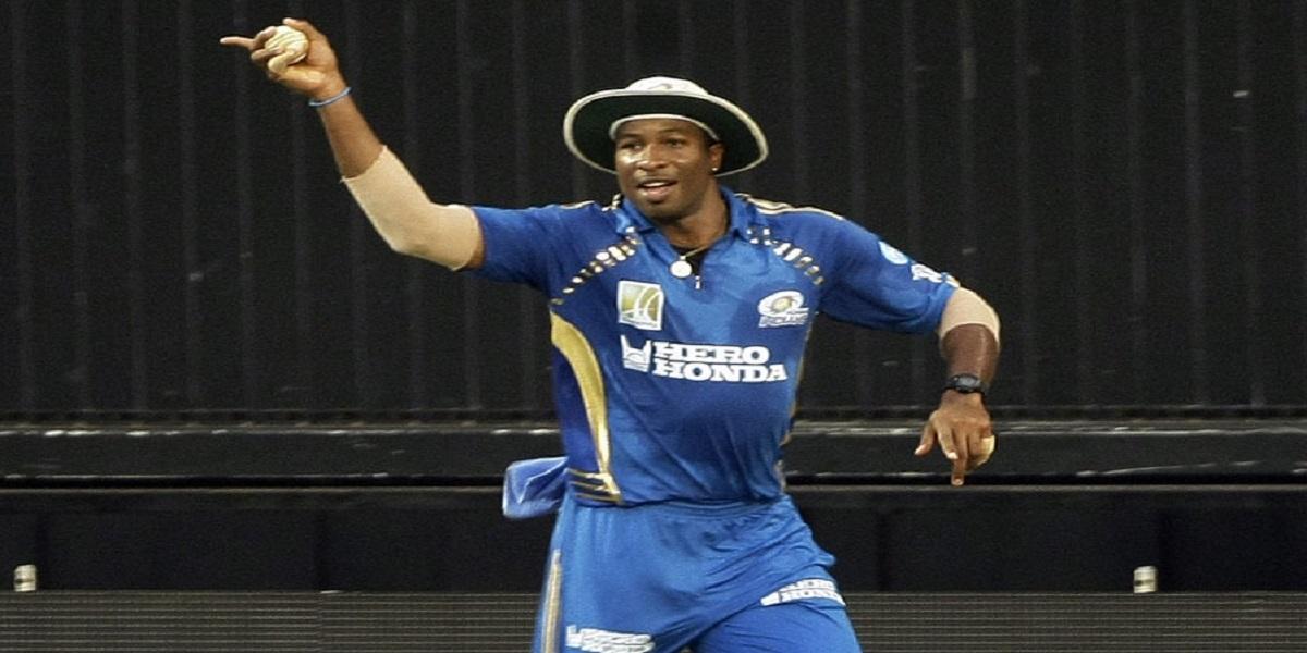 West Indies giant Pollard celebrates 300 T20 scalps