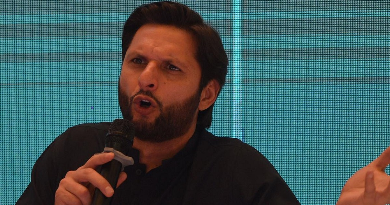 Shahid Afridi reminds Eng of Pak's during pandamic as ECB to make decision