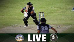 National T20 Cup: Khyber Pakhtunkhwa vs Central Punjab | Match 8 | Live Score