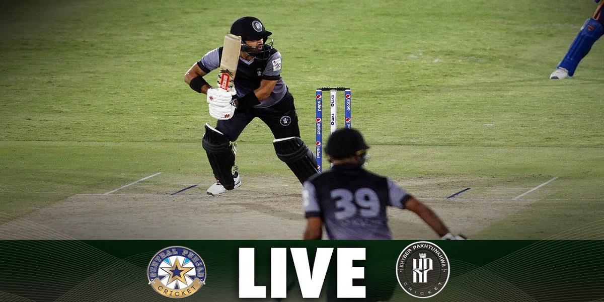 National T20 Cup Live: Khyber Pakhtunkhwa vs Central Punjab