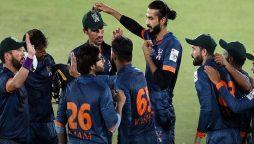 National T20 Cup: Balochistan defeats Southern Punjab