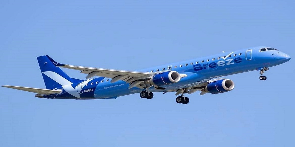 Breeze Airways is preparing to launch the Airbus A220