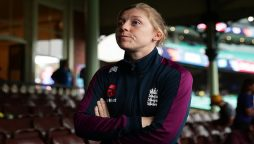 Heather Knight shows disappointment over ECB's decision to cancel Pak tour