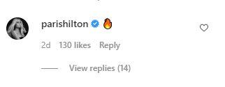 Ayesha Omar Paris Hilton