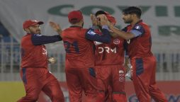 National T20 2021: Northern won the match by 6 wickets against Balochistan