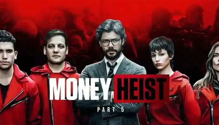 Money Heist Season 5 Leaked