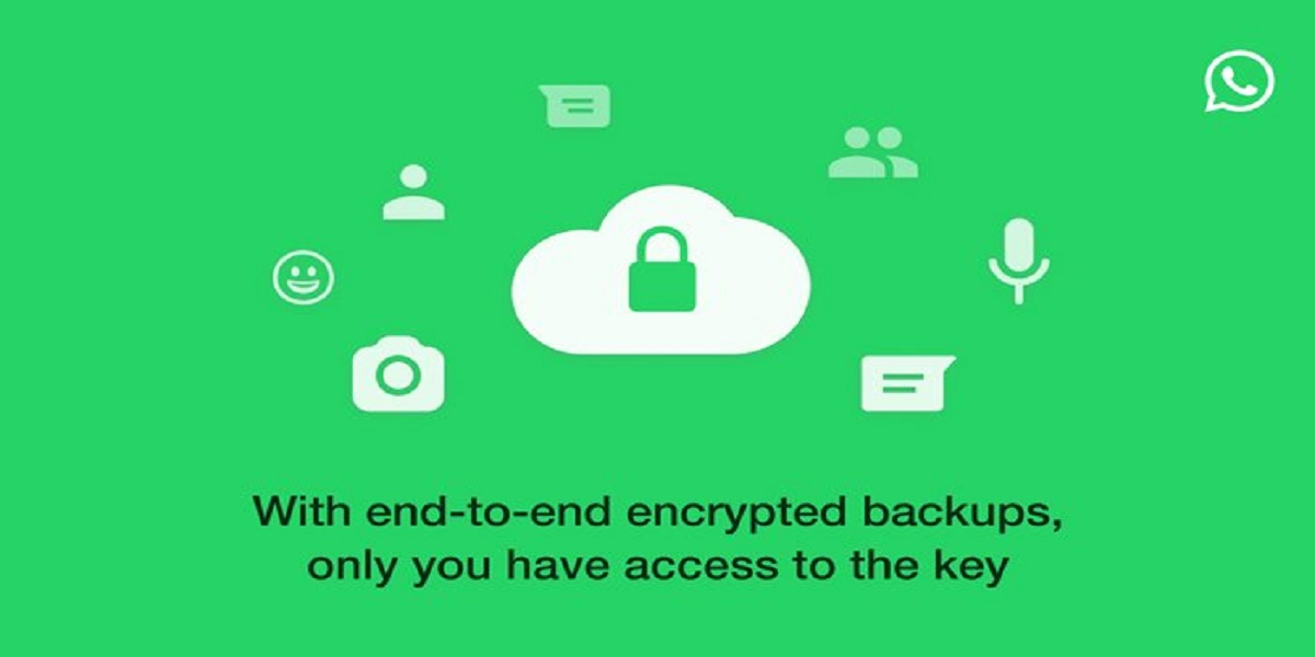 WhatsApp announces end-to-end encrypted backups on iCloud, Google Drive