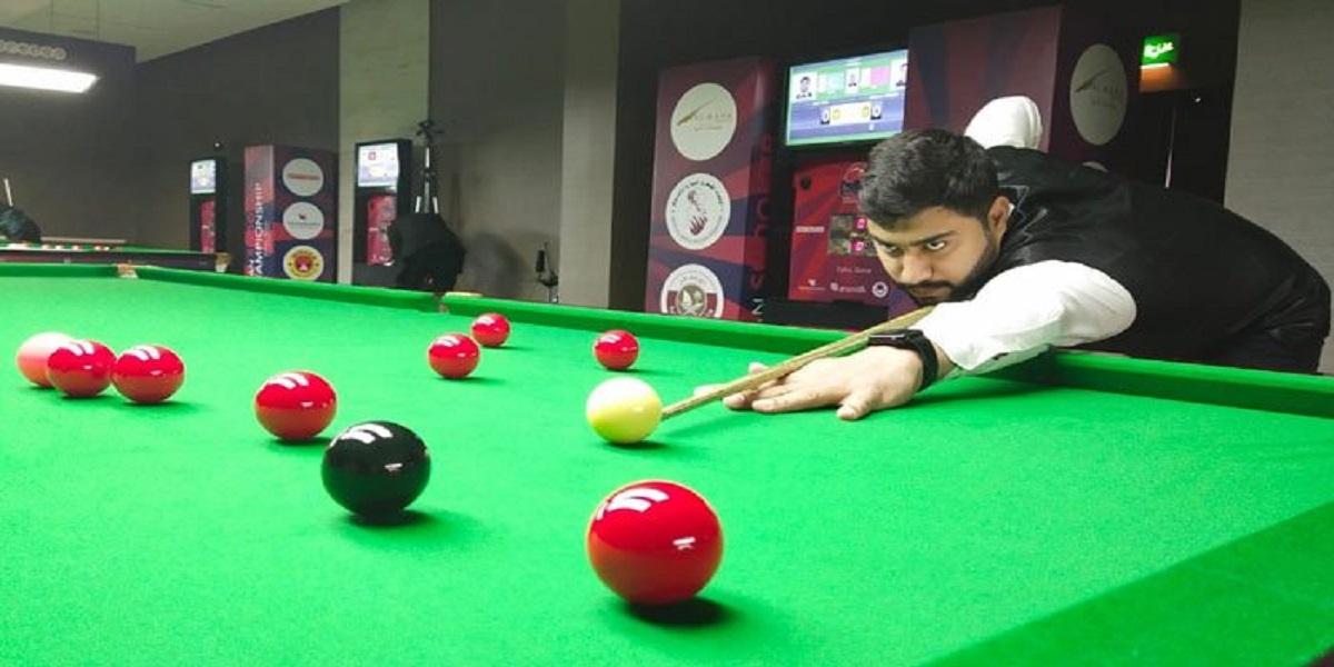 Haris Tahir advances to Asian Snooker Championship semifinal