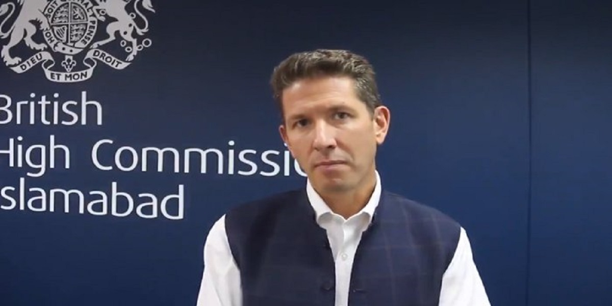 British High Commission did not advise against Pakistan tour: Christian Turner