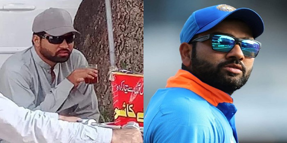 """""""Rohit Sharma in Pakistan?"""" Twitter sets on fire over Indian cricketer's look alike"""