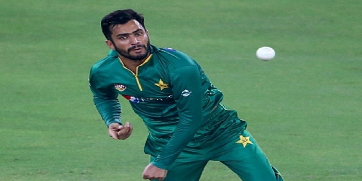 Mohammad Nawaz tests COVID-19 positive ahead of the ODI series