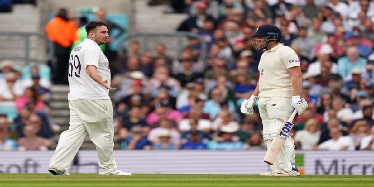 England vs. India: Daniel Jarvis once again makes entry in Test