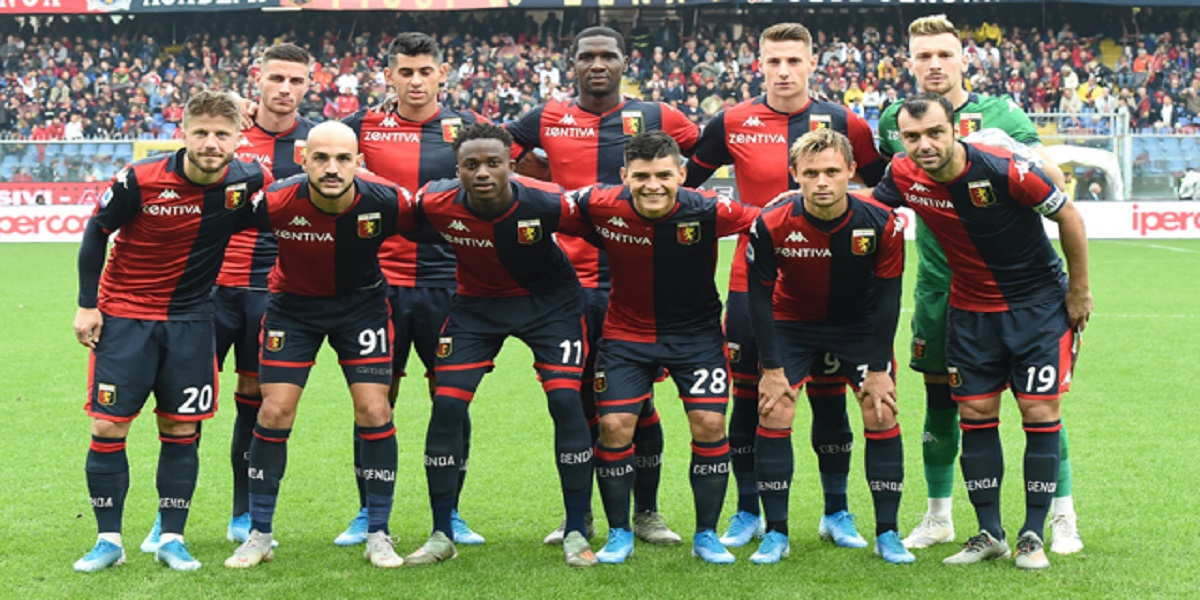 Italian football club Genoa sold to US investment firm