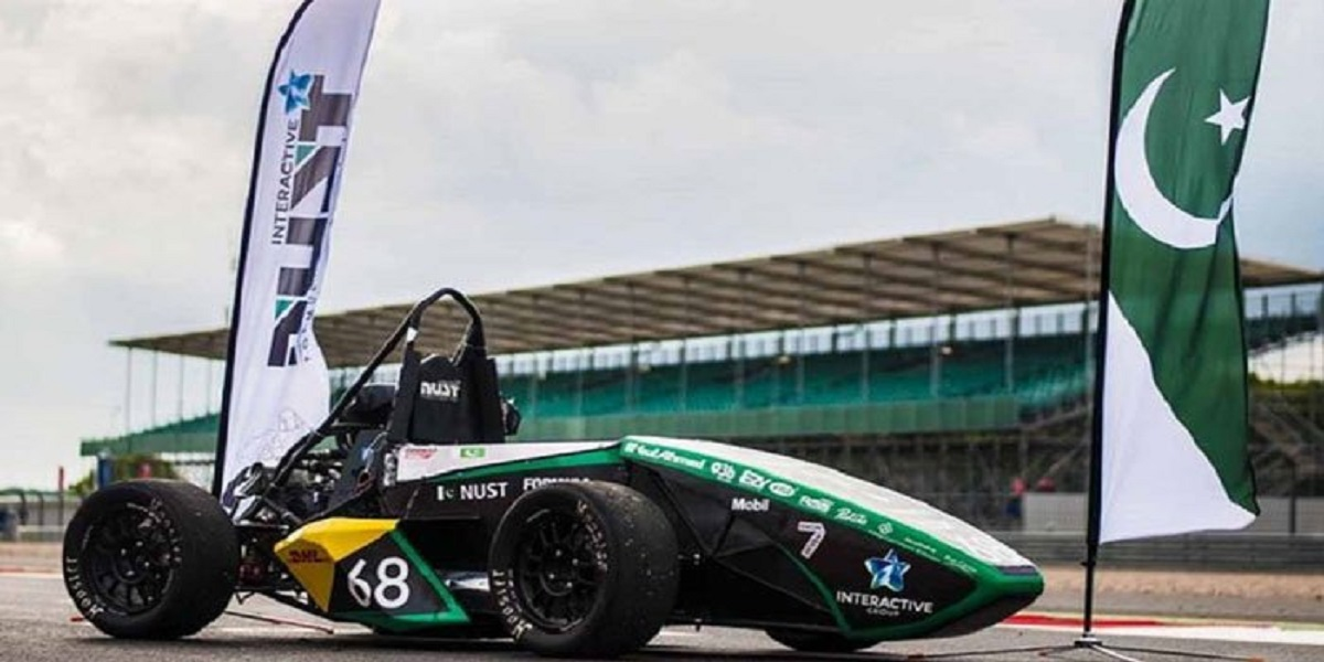 Pakistan car racing team finishes second at FSR 2021