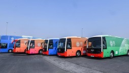 More Than 200 Free Buses For Visitors To Expo 2020 Dubai Site