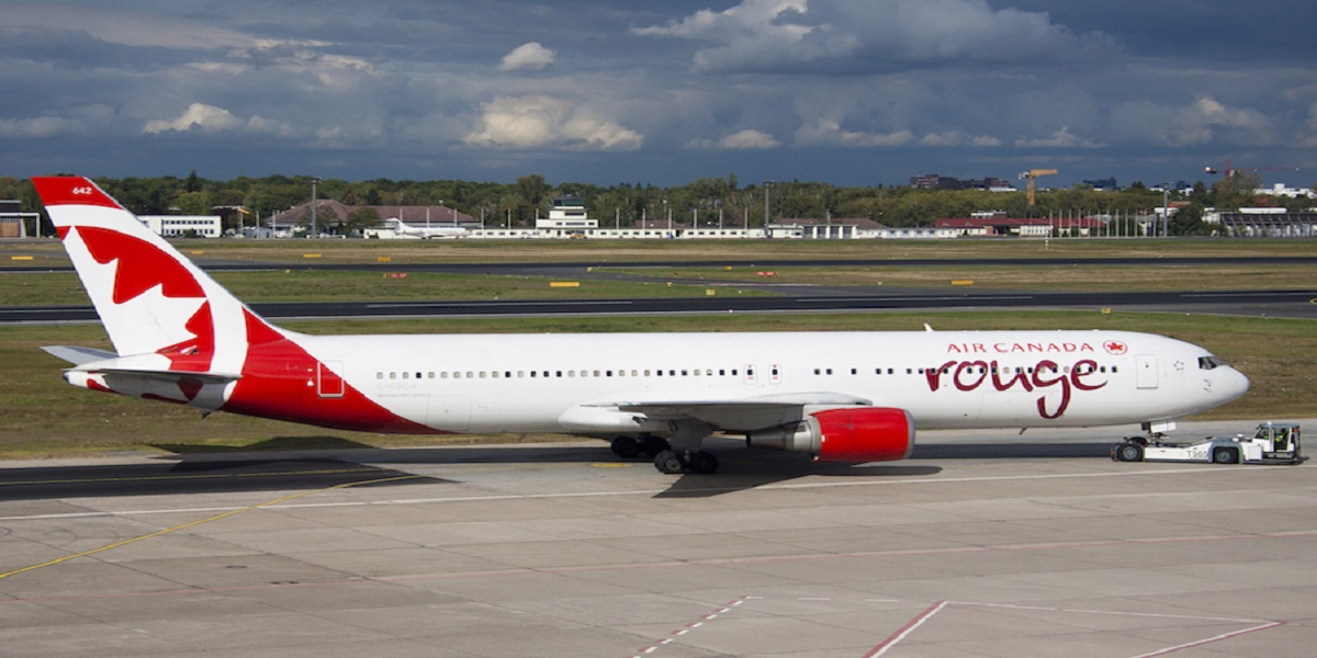 International Travel: Air Canada Rouge resumes service