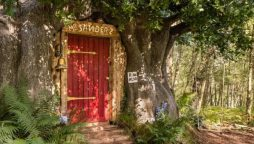 Winnie-the-Pooh Cottage in England is available for rent