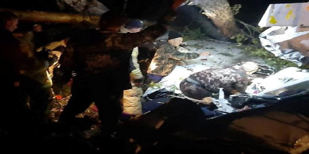 Siberia: Four passenger killed during emergency landing