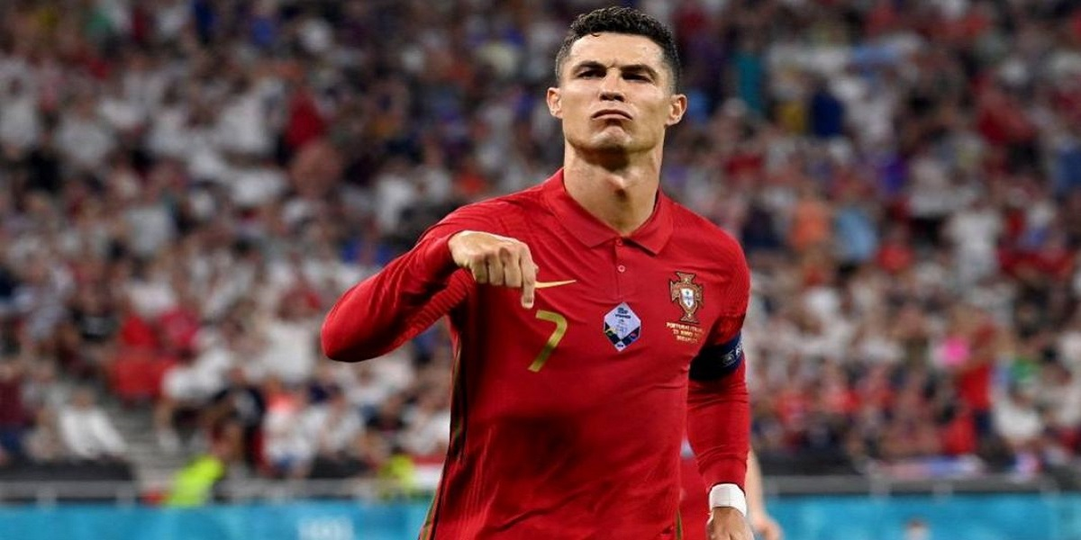 Ronaldo sets new record for most goals in international matches