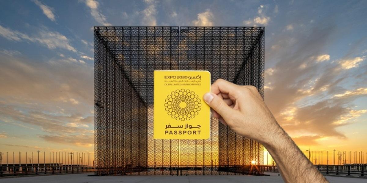 Expo 2020: Dubai uncovers customizable passport