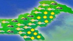 Met office predicts Rain-wind-thundershower in southern half of country