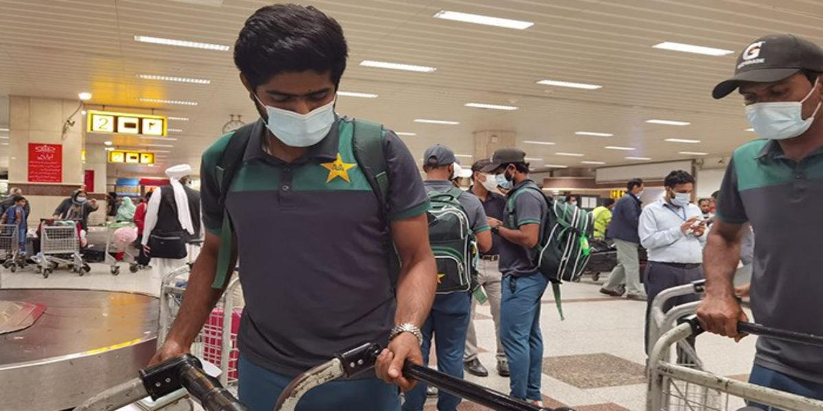 Pak vs NZ: Pakistan ODI squad reaches Islamabad for New Zealand series