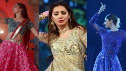 Mahira Khan dance
