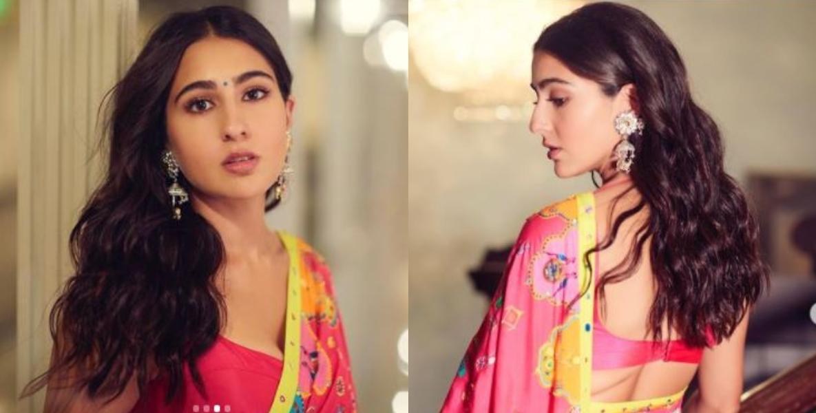 Sara Ali Khan's