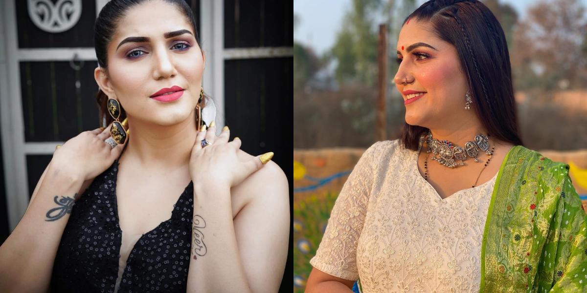 Bigg Boss ex-contestant Sapna Choudhary