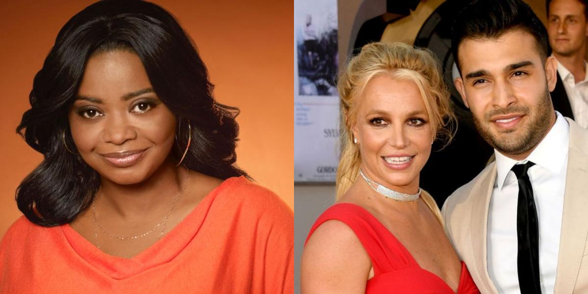 Octavia Spencer advises Britney Spears