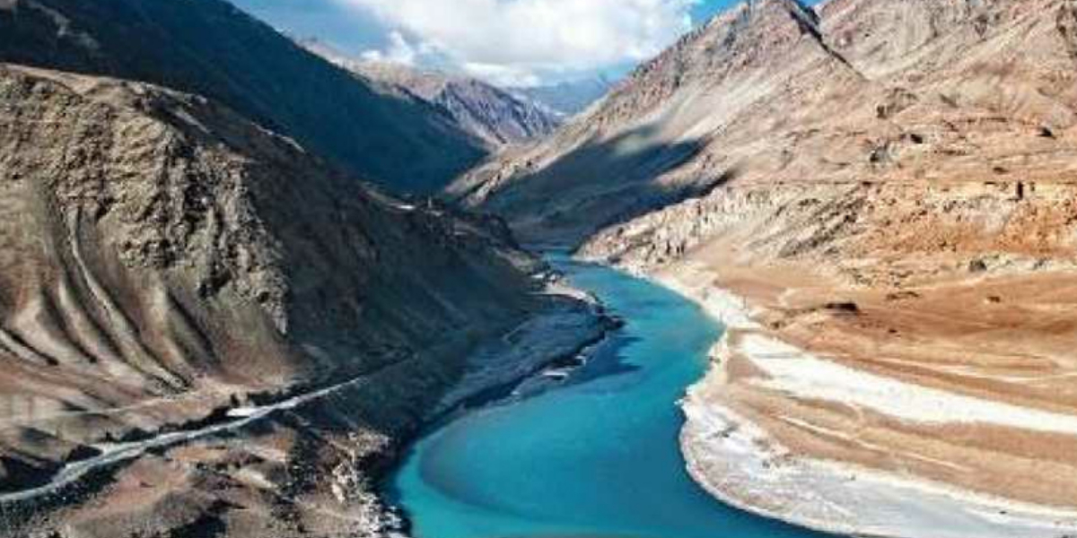 Pakistan's water-sharing problems