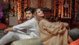 Nazish Jahangir and Mohsin Abbas Haider
