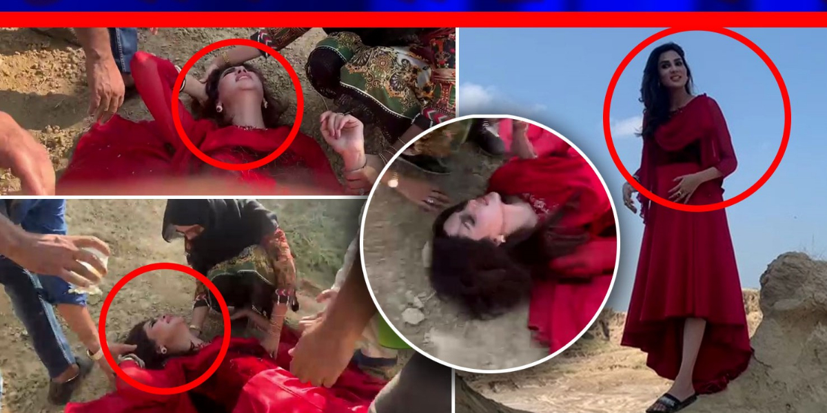 Fiza Ali badly injured