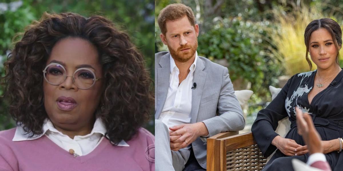 Oprah and Meghan