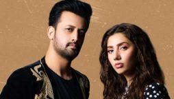 Mahira Khan & Atif Aslam