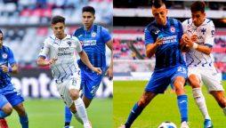 Cruz Azul v Monterrey