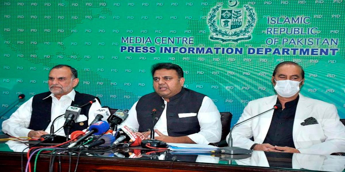 Information Minister terms opposition leaders 'mental dwarfs'