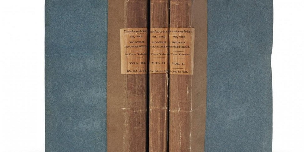 First edition of Frankenstein fetches a record-breaking $117 million