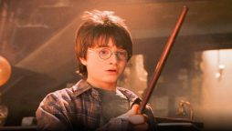 Man called harry Potter shares a name with a Fictional Wizard