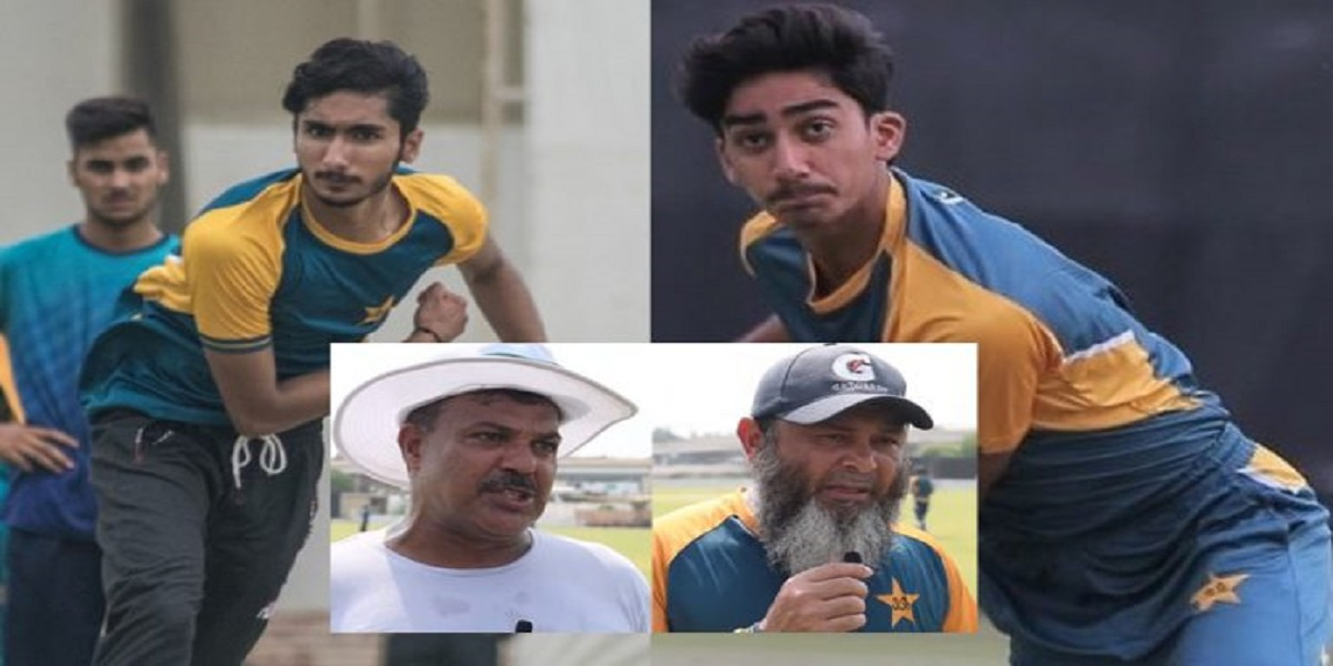 Ijaz Ahmed and Mushtaq Ahmed highly praise 'quality' U-19 spinners