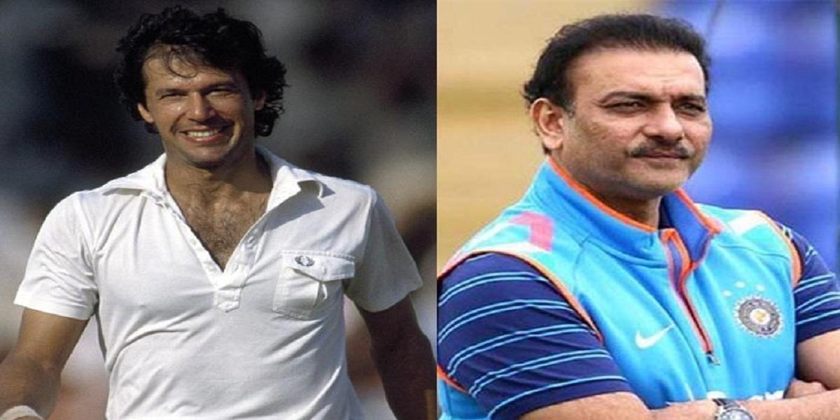 Ravi Shastri: Imran Kahn is one of greatest captains, his records speak of itself