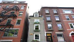 'Skinny House' named property in Boston sells for $1.25 million