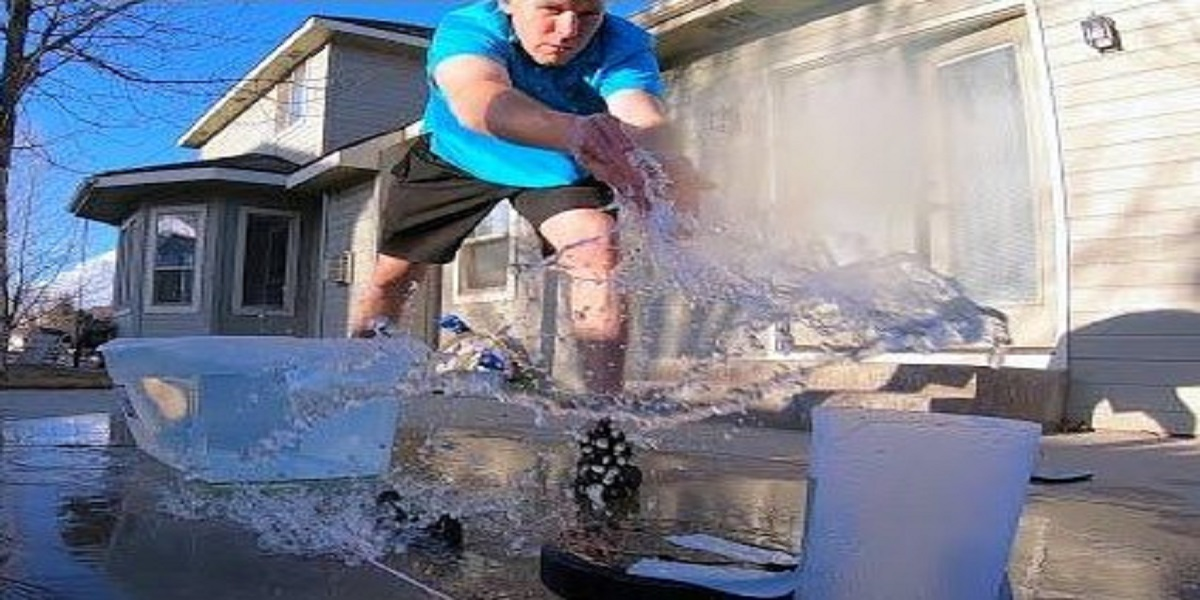 Man moves 114 ounces of water, 114 ounces of water, 30 seconds, container, Idaho man, Guinness World Record, STEM education, record-keeping organization, Usman Ayyub, David Rush, 200 Guinness World Records