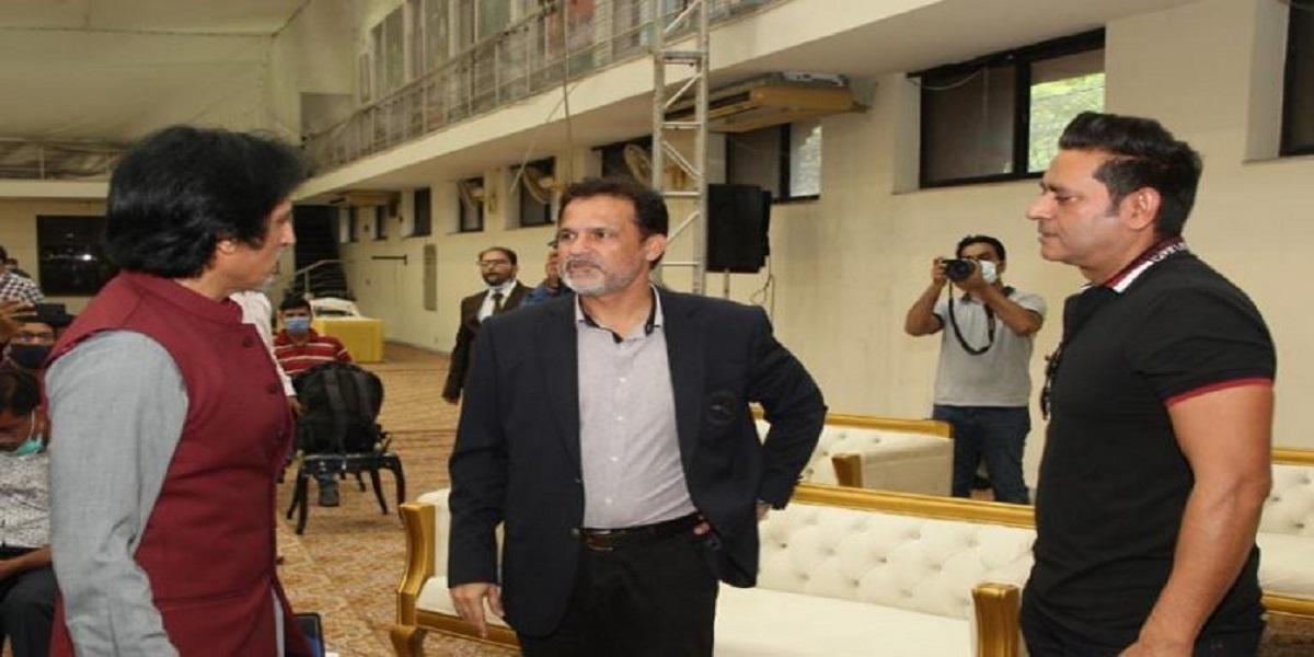 Moin Khan and Aqib Javed praise Ramiz Raja chairmanship