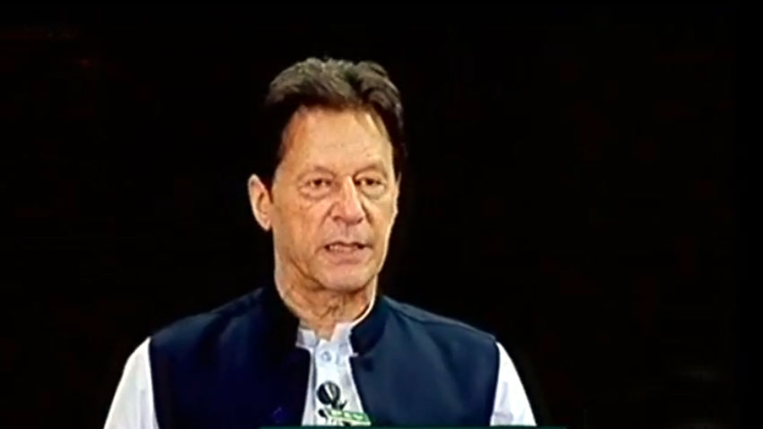 PM Imran Khan terms CRBC project a real game-changer